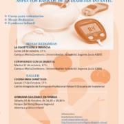 II Semana de la Alimentación: PREVINIENDO Y CONVIVIENDO CON LA DIABETES